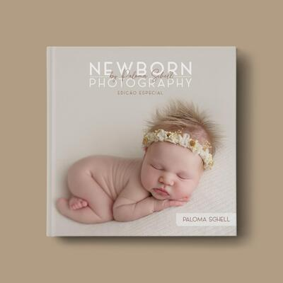 Newborn Photography - Capa Dura