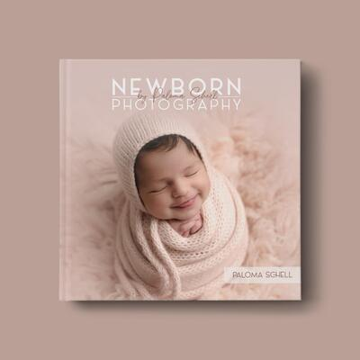 Newborn Photography - Capa Flexível
